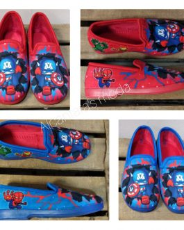 Zapatillas casa niños cerradas 28-35