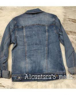 Cazadora denim jeans