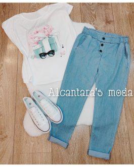 Pantalón Kira color jeans