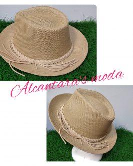 Sombrero paja mujer