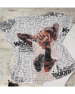 Camiseta Tatú